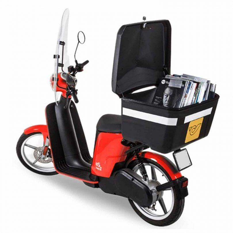 scooteur electrique