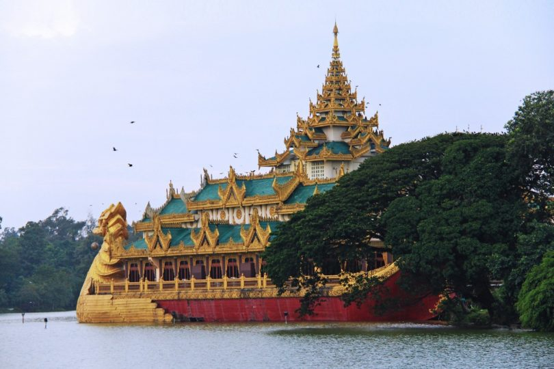 Yangon-birmanie